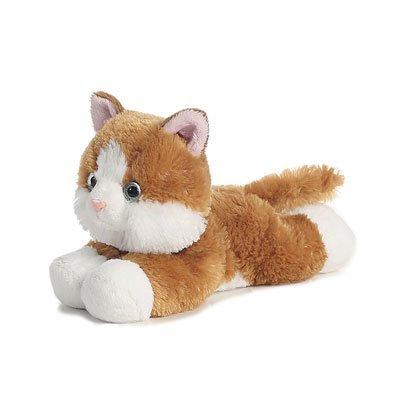 """Aurora Mini Flopsie 8"""" - Sunshine Kitten"""