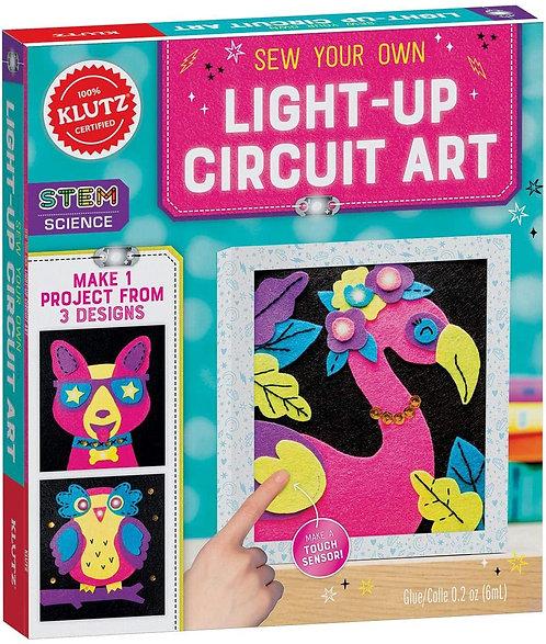 Klutz: Light-Up Circuit Art