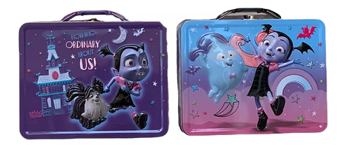 Vampirina Tin Lunch Box