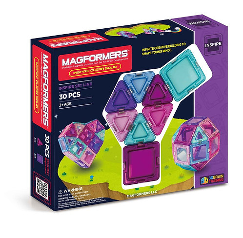 Inspire 30 Set | Magformers