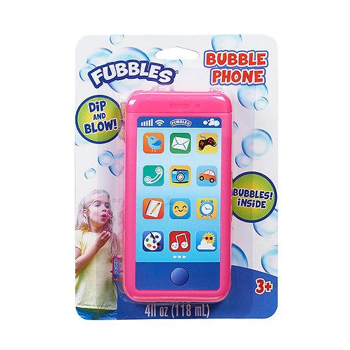 Fubbles Bubble Phone | Little Kid Inc.
