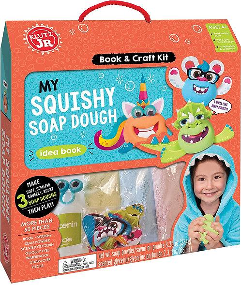 Klutz Jr: My Squishy Soap Dough