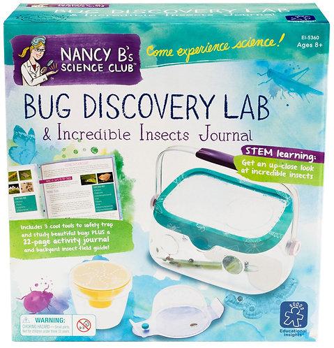 Nancy B's Bug Discovery Lab