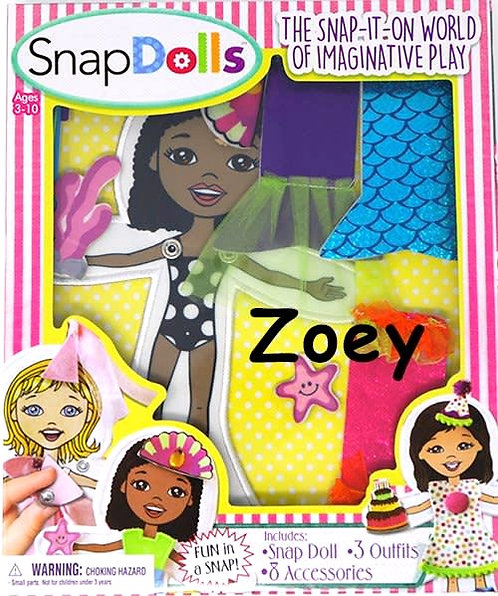 Snap Dolls | Cortex Toys