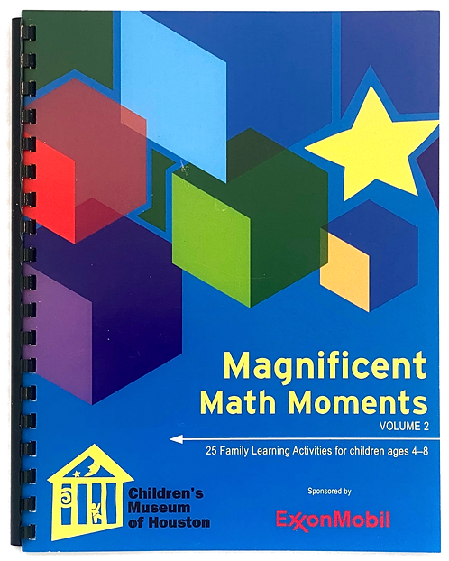 Magnificent Math Moments Volume 2 Ages 4-8