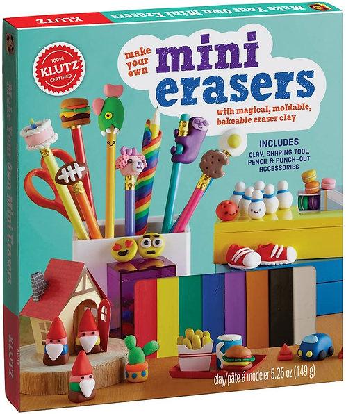 Klutz: Mini Erasers