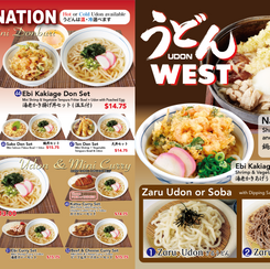 Udon Combination