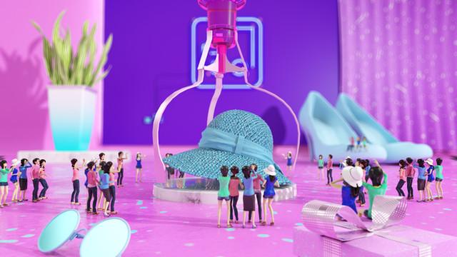 Alipay BOC Girls Promo