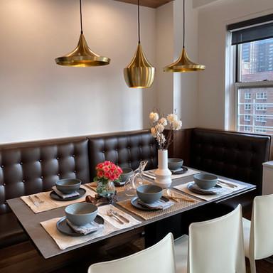 Manhattan Dining Nook
