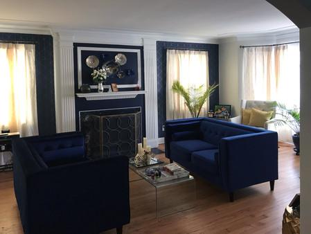 Detroit Living Room
