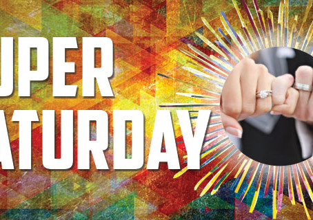 Super Saturday Event to Equip Engaged Couples