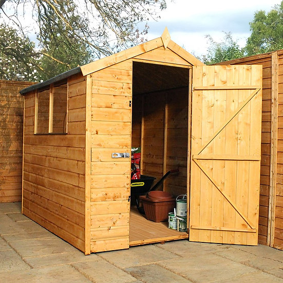 7x5 Premium Plus Apex Shed