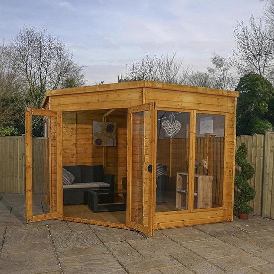 Premium Corner Summerhouses
