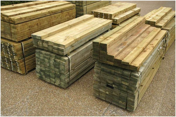 (75mm x 47mm) 3x2 KD Treated Timber