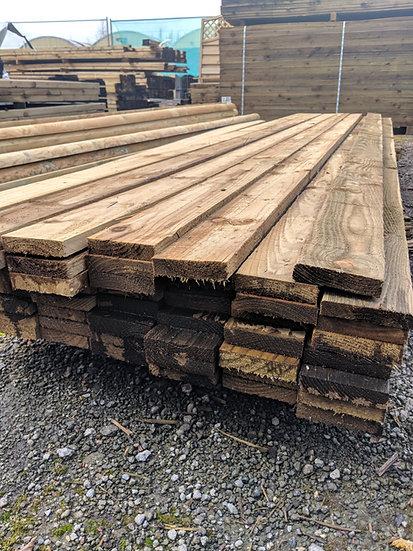 (100x22) 4x1Sawn Treated Timber