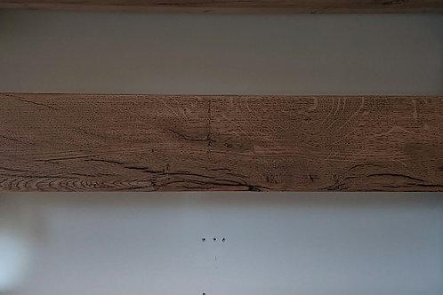 6x4 - 5ft - Lightly Worked - Dark Oak