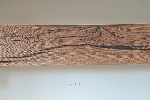 6x6 - 4ft - Lightly Worked - Dark oak