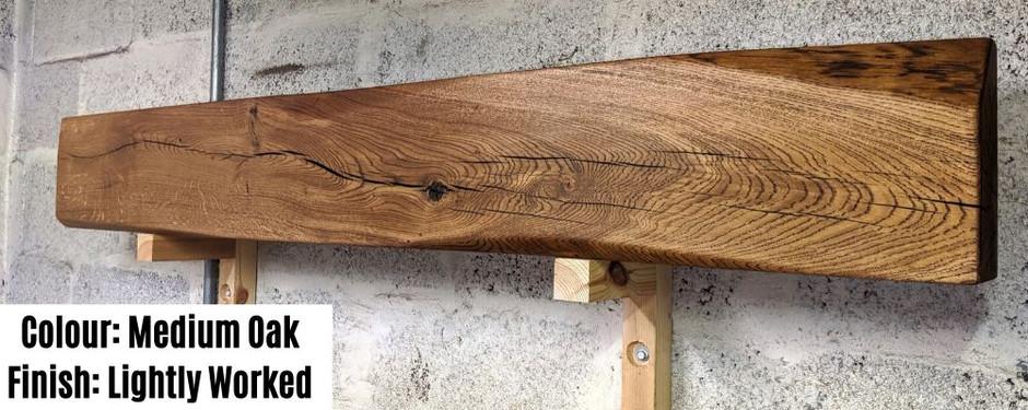 Medium Oak - Lightly