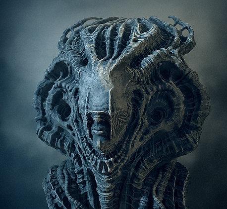 """Tomasz Strzalkowski """"Mystrious Sculpture"""""""