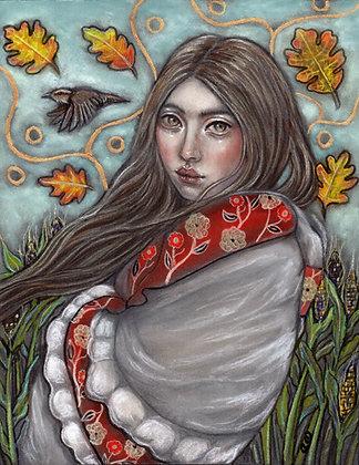 "Tammy Mae Moon ""Persephone's Descent"" (Mabon)"