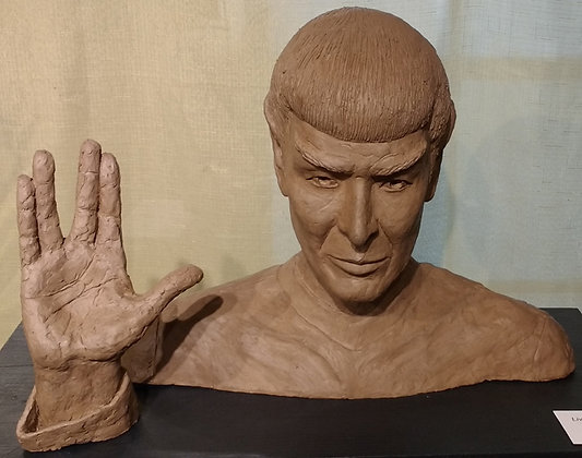 "Ned LaBonne ""Live Long and Prosper"""