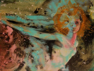 "Karen Short  ""Universe Within"""