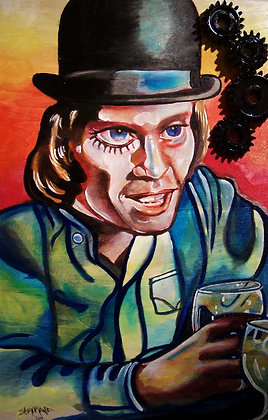 "Jeff Bertrand ""A Clockwork Orange"""