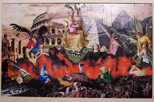 "Juan Carlos Orozco ""New Purgatory"""