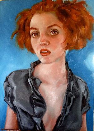 "Alison Logan ""Red Head"""