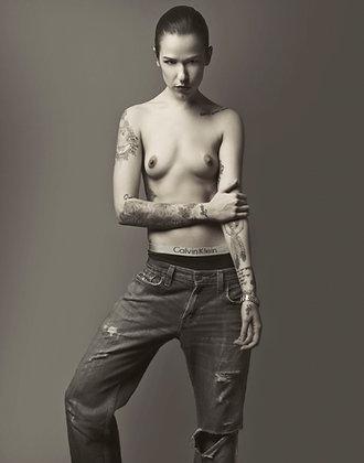 "Nina Covington ""Portrait of Carlie"""