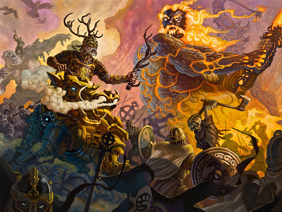 Ragnarok – Freyr's Last Stand