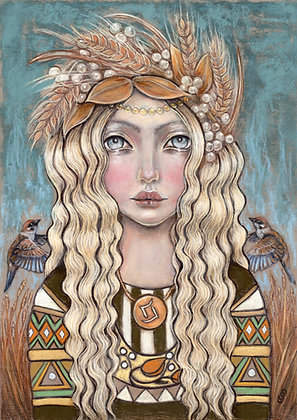 "Tammy Mae Moon ""Ceres"" (Lammas)"