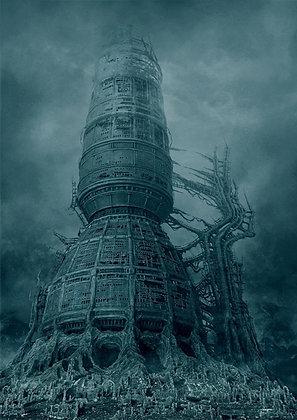 """Tomasz Strzalkowski """"Ancient Spaceship"""""""