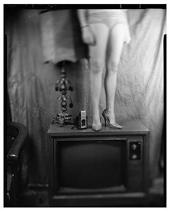 "Joshua Black Wilkins ""Television #2"""