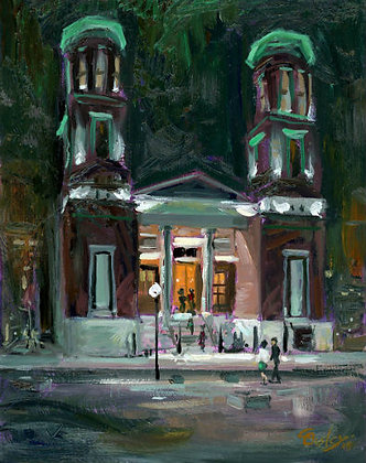 "Chris Ousley ""Downtown Presbyterian Noturne"""