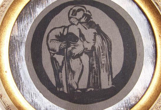 """Lindsy Davis """"Goya Rendition II"""""""