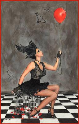 "Dolly Georgieva-Gode ""Escape"""