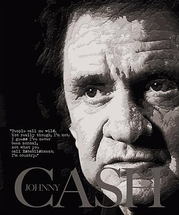 "Michael Lax ""Tribute to Johny Cash"""