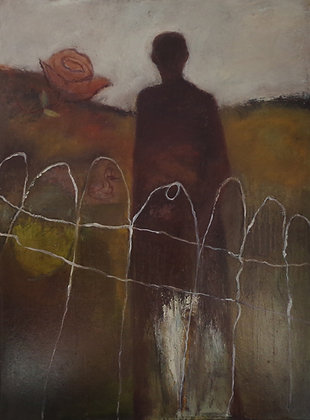 """Jeanie Tomanek """"Where Roses Would Not Dare to Go"""""""""""