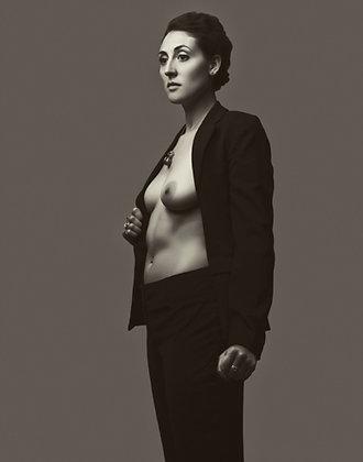 "Nina Covington ""Portrait of Colynn"""