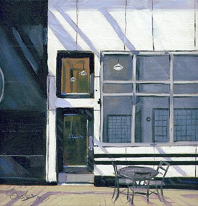 Nashville Arcade Post Office