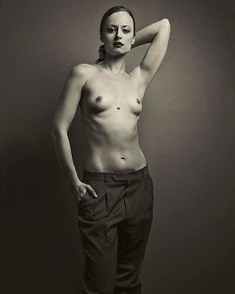 "Nina Covington ""Machisma IV A Portrait of Anna"""