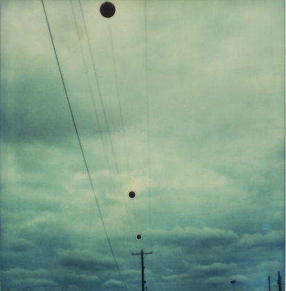 "Penny Felts ""Buoy's in a Sea of Clouds"""