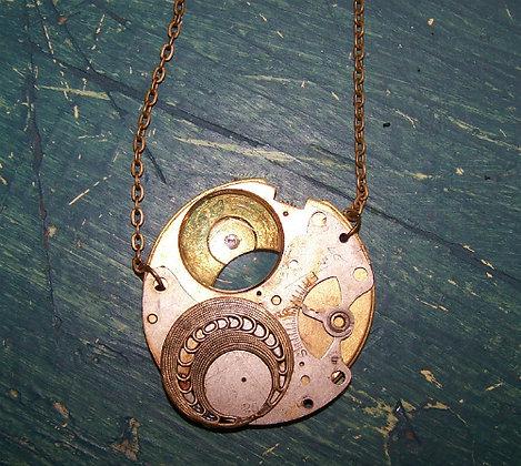 Elemental NRG Necklace - Timeless Time