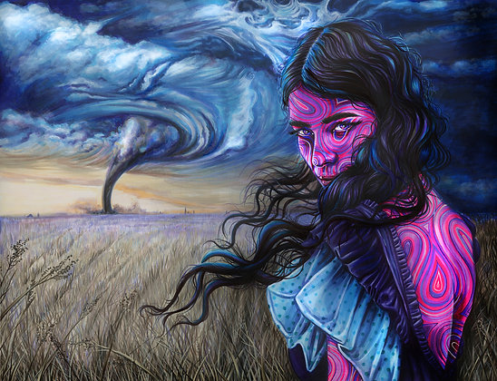 """Joshua Roman """"There is a Storm in Her"""""""