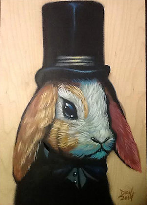 "Dion Terry ""Dapper Rabbit"""