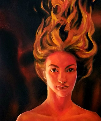 "Alison Logan ""Fire"""