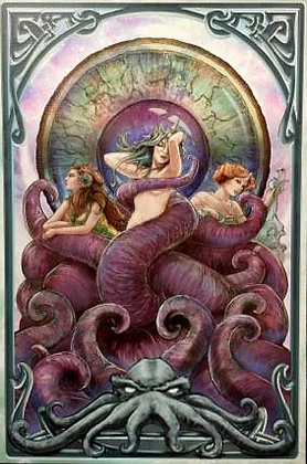 "Adam Baker ""The Sirens of R'lyeh"""