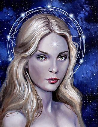 """Kamille Freske """"The Star"""""""