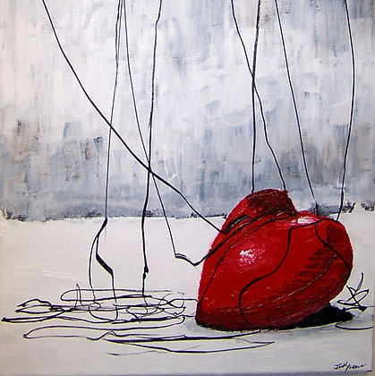 "John Yandall ""Heartstrings"""